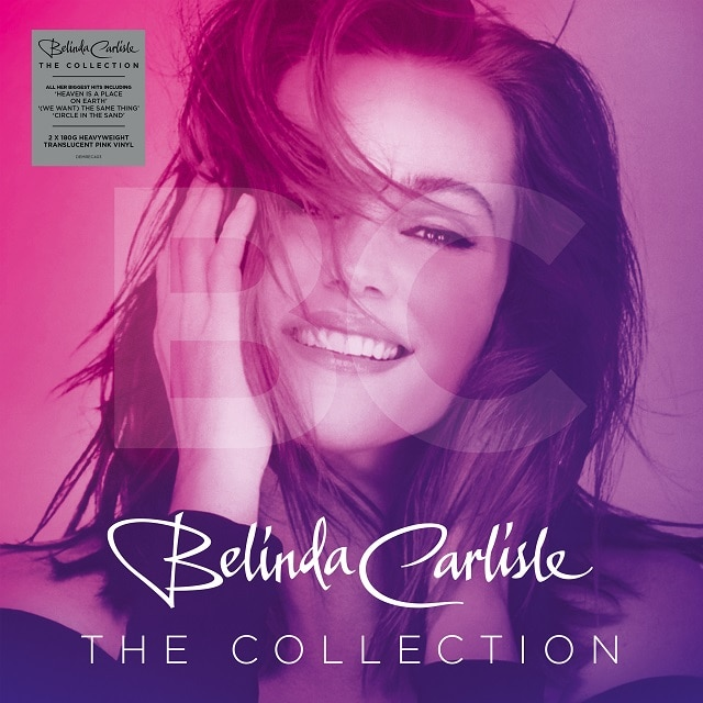 Belinda Carlisle: The Collection (Pink Translucent Vinyl)