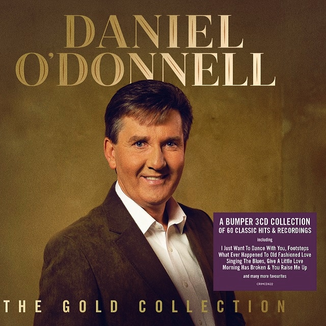 Daniel O'Donnell – The Gold Collection