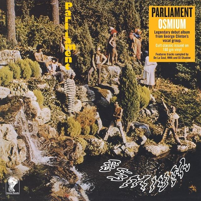 Parliament: Osmium (Vinyl)