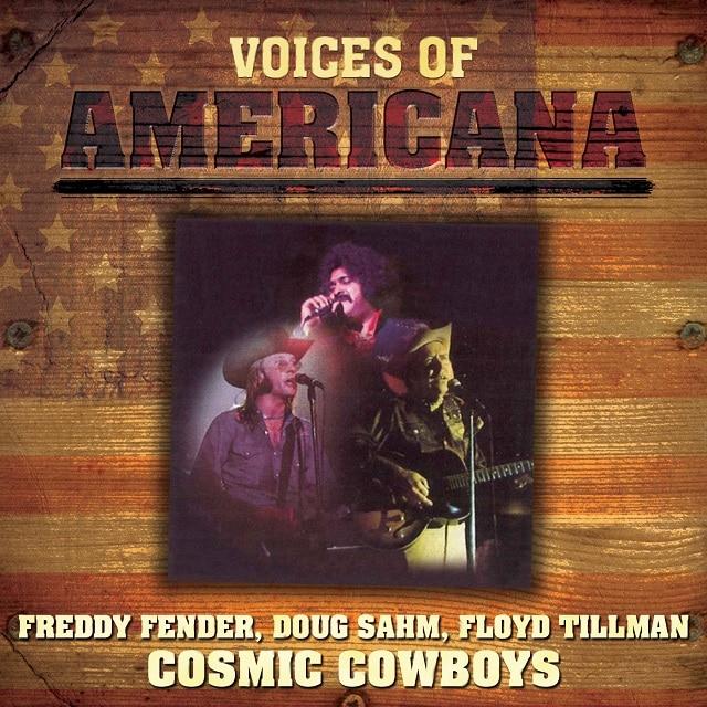 Voices Of Americana: Crazy Cajun – Cosmic Cowboys (Digital)