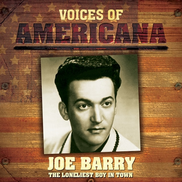 Voices Of Americana: Joe Barry (Digital)