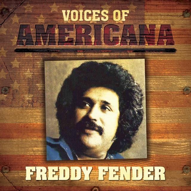 Voices Of Americana: Freddy Fender (Digital)