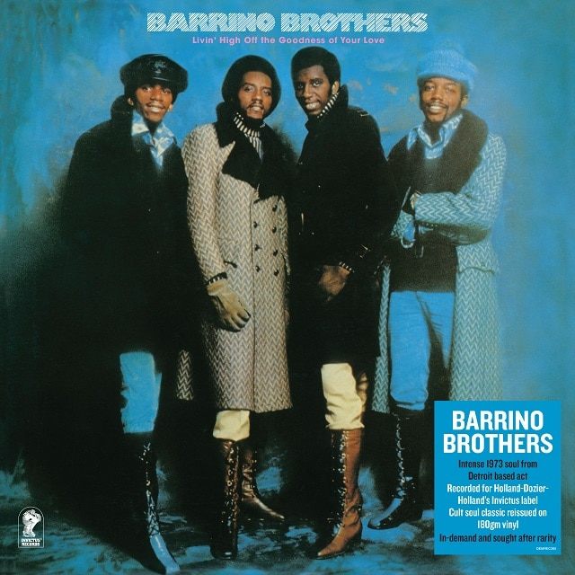 Barrino Brothers: Livin' Off The Goodness Of Your Love (Vinyl)