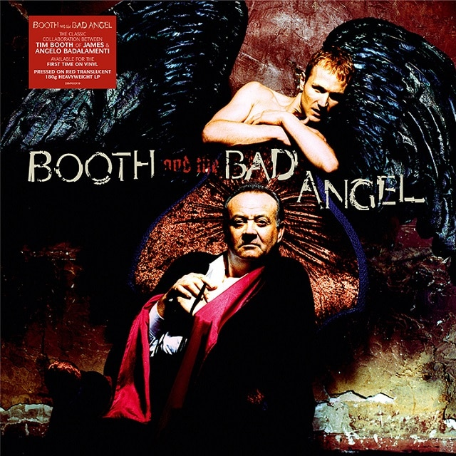 Booth and The Bad Angel (Red Vinyl)