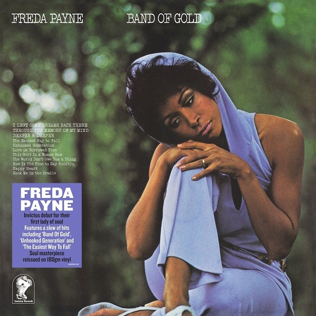 Freda Payne: Band Of Gold (Vinyl)