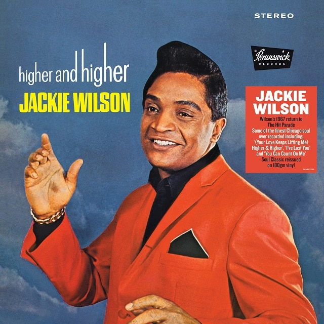 Jackie Wilson: Higher & Higher (Vinyl)
