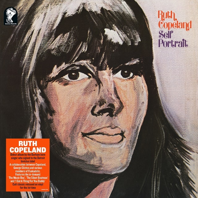 Ruth Copeland: Self Portrait (Vinyl)