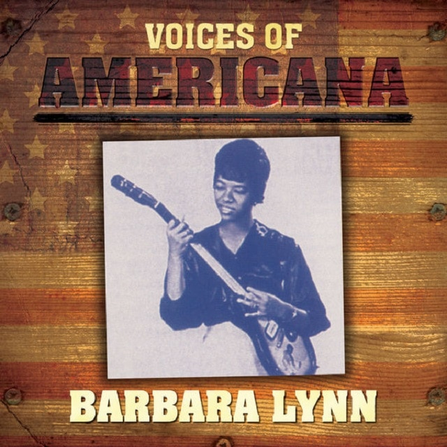 Voices Of Americana: Barbara Lynn (Digital)