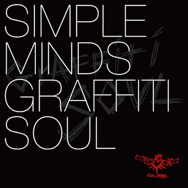 Graffiti Soul (Red Vinyl)