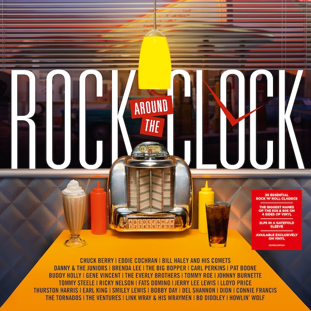 Rock Around The Clock (Vinyl)