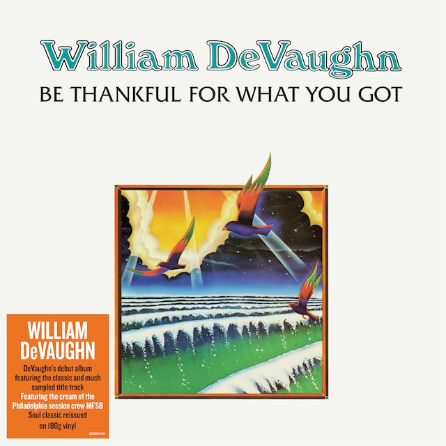Be Thankful For What You Got (Vinyl)