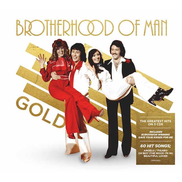 Brotherhood Of Man – Gold