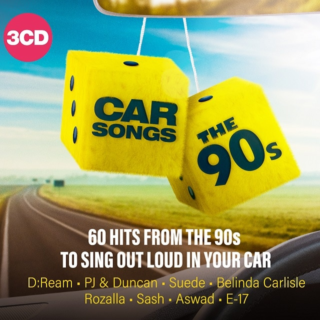 Car Songs – The 90s