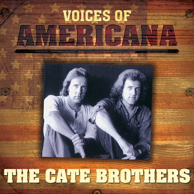 Voices Of Americana: The Cate Brothers (Digital)