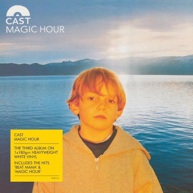 Magic Hour (White Vinyl)