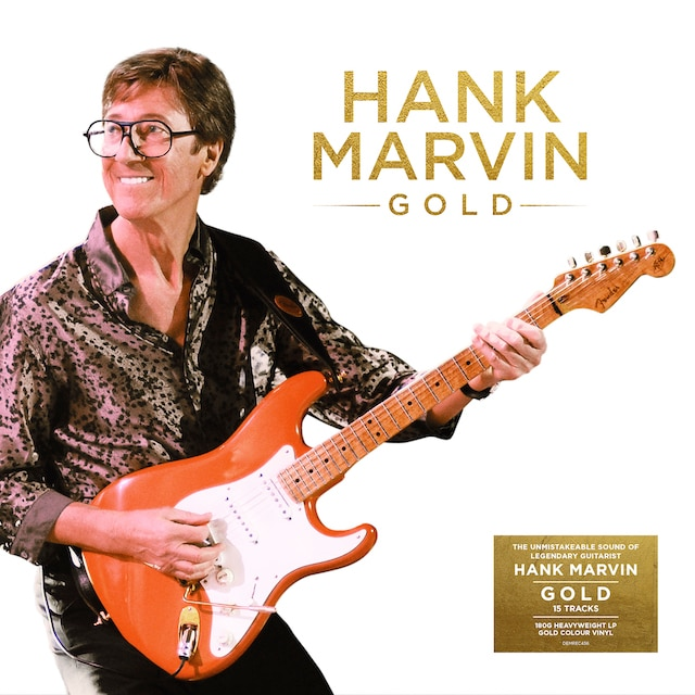 Hank Marvin – Gold (Gold Coloured Vinyl)