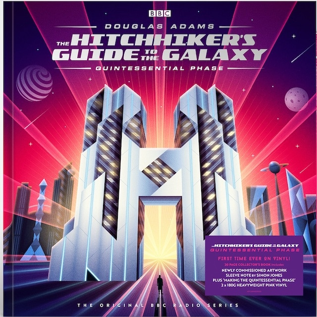 The Hitchhiker's Guide To The Galaxy – Quintessential Phase (Pink Vinyl)