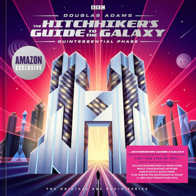 The Hitchhiker's Guide To The Galaxy – Quintessential Phase (Signed Exclusive)