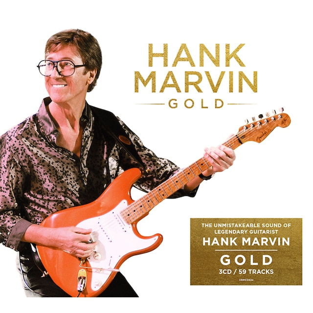 Hank Marvin – Gold