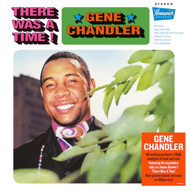 Gene Chandler: There Was A Time (Vinyl)