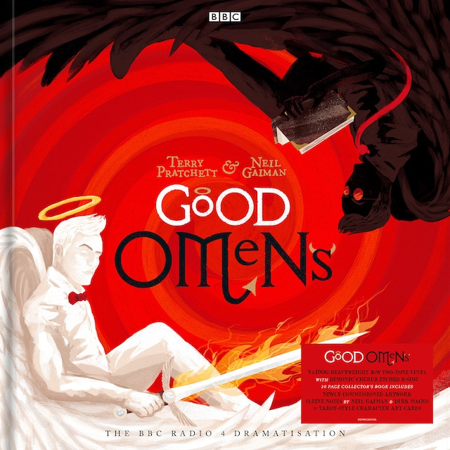 Good Omens – (Coloured Vinyl)
