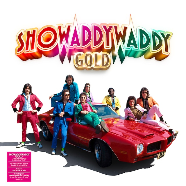Showaddywaddy – Gold (Gold Coloured Vinyl)