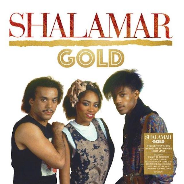 Shalamar – Gold (Gold Coloured Vinyl)