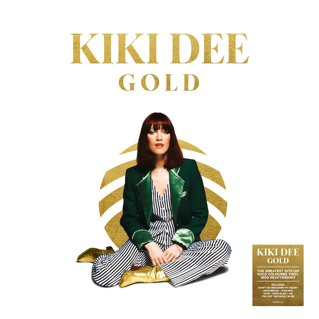 Kiki Dee – Gold (Gold Coloured Vinyl)