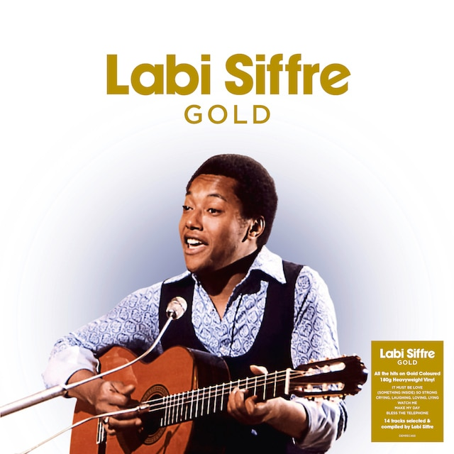 Labi Siffre – Gold (Gold Coloured Vinyl)