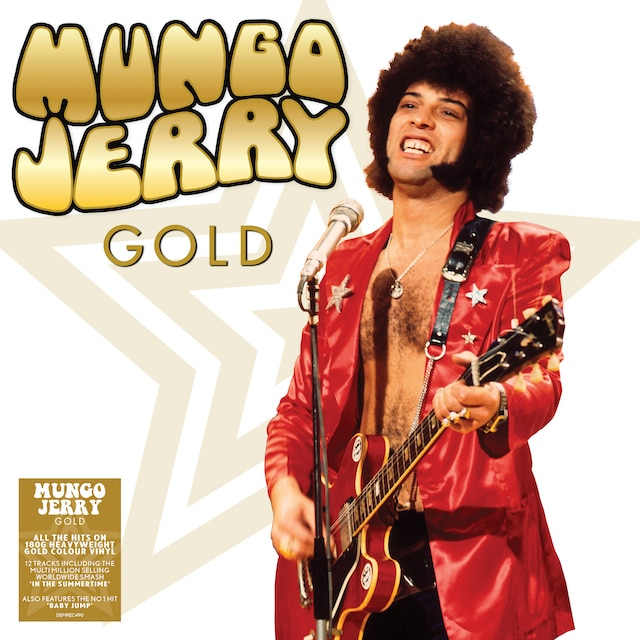 Mungo Jerry – Gold (Gold Coloured Vinyl)