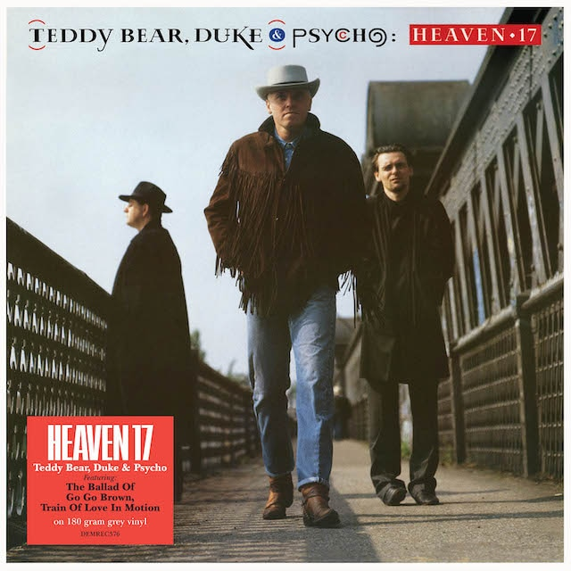 Teddy Bear, Duke & Psycho (Grey Vinyl)