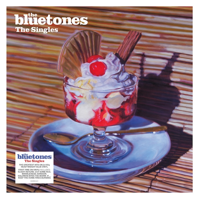 The Singles (Blue Vinyl)