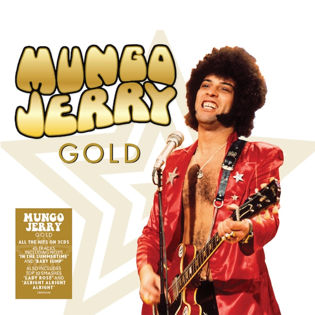 Mungo Jerry – Gold