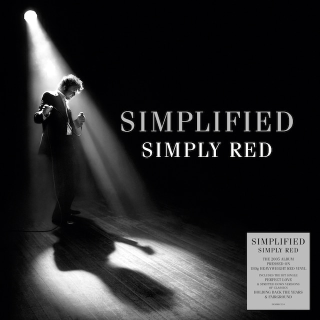 Simplified (Red Coloured Vinyl)