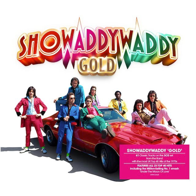 Showaddywaddy – Gold