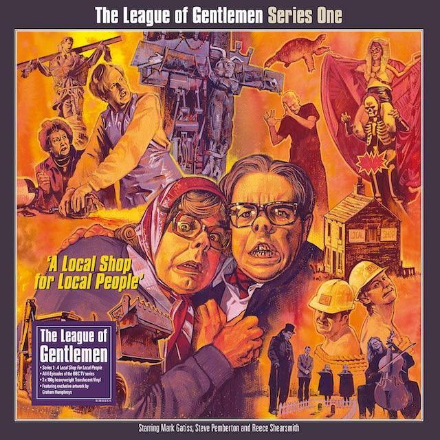 The League Of  Gentlemen: Series One (Translucent Vinyl)