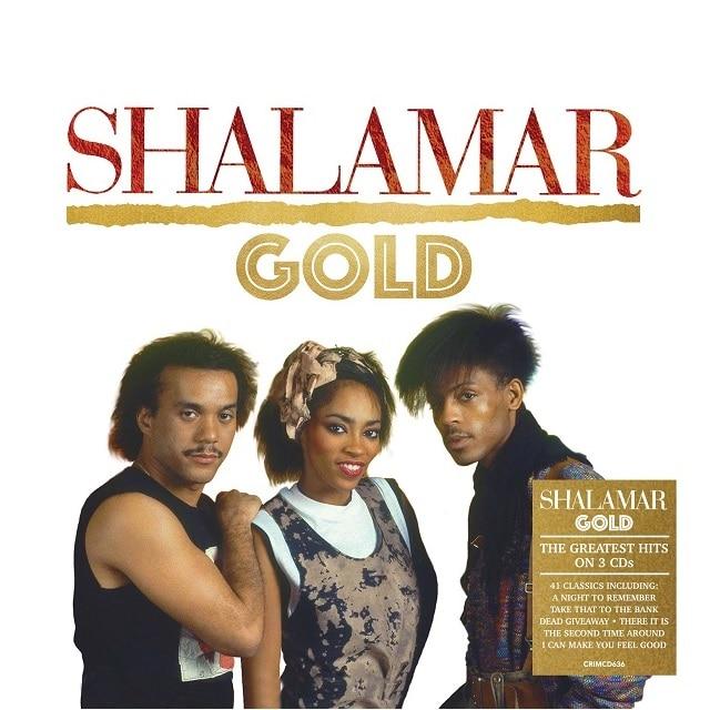 Shalamar – Gold