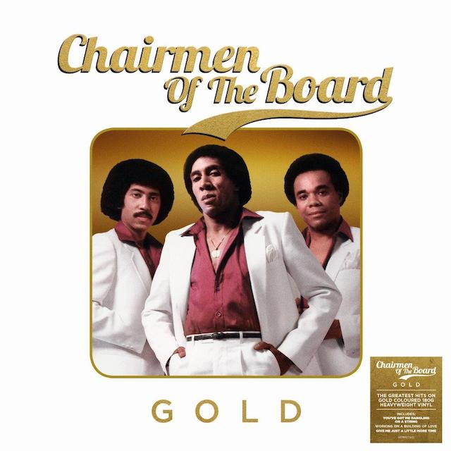 Chairmen of the Board – Gold (Gold Coloured Vinyl)