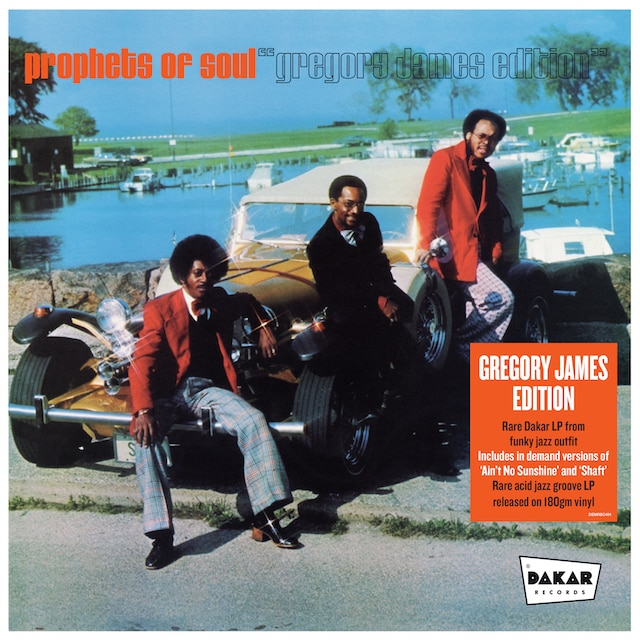 Prophets of Soul (Vinyl)