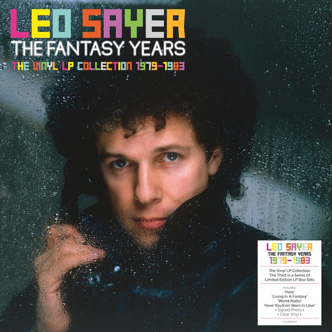 The Fantasy Years 1979-1983 (Clear Vinyl)