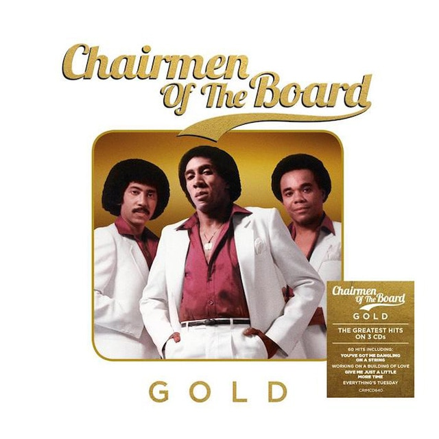 Chairmen of the Board – Gold