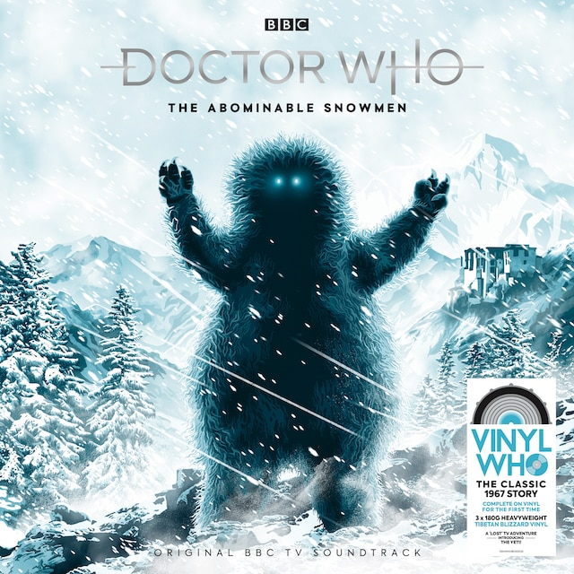 Doctor Who – The Abominable Snowmen (White Vinyl)