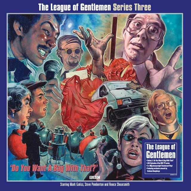 The League Of  Gentlemen: Series Three (Translucent Vinyl)