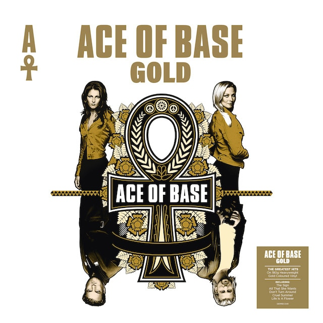 Ace Of Base – Gold (Gold Coloured Vinyl)