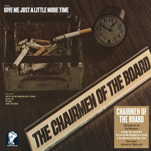 Chairmen of the Board (Vinyl)