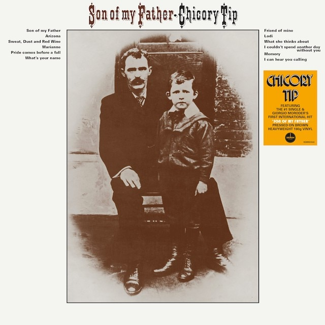 Son Of My Father (Brown Vinyl)