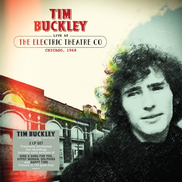 Tim Buckley: Live at the Electric Theatre Co, Chicago, 1968 (Vinyl)