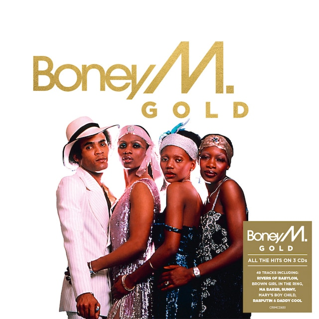 Boney M. – Gold