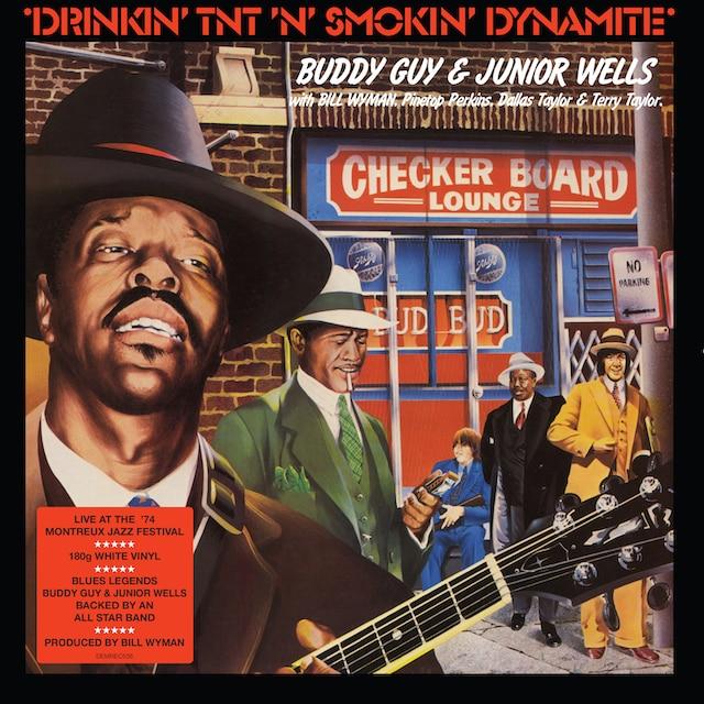 Drinkin' TNT 'n' Smokin' Dynamite (White Vinyl)