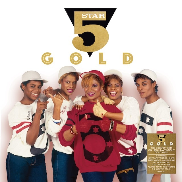 Five Star – Gold (Gold Coloured Vinyl)